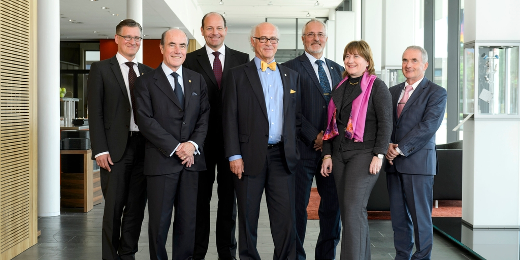 The Supervisory Board of the Endress+Hauser Group 2014