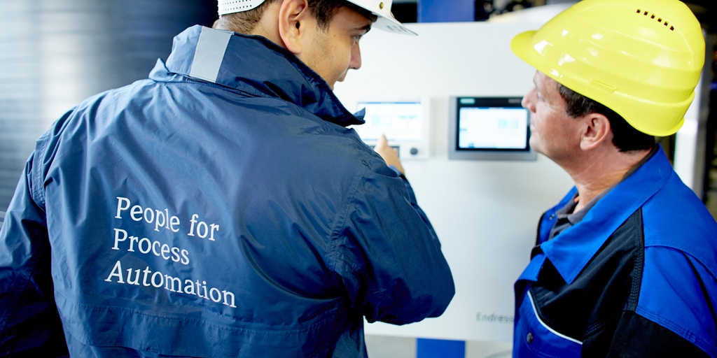 As reliable partner Endress+Hauser is always there for its customers.