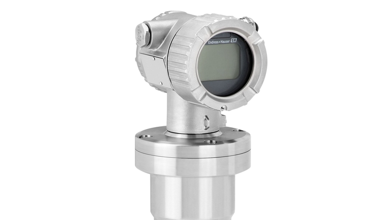 Gammapilot FMG50 stainless steel housing