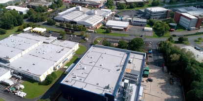 Solvay Composite Material, Wrexham, UK